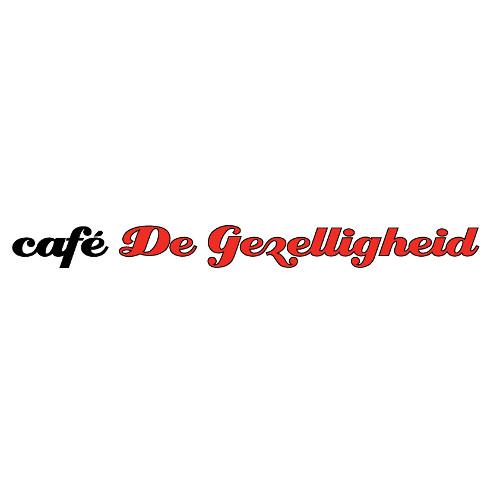 Café De Gezelligheid komende 3 seizoenen ook shirtsponsor Heren 1