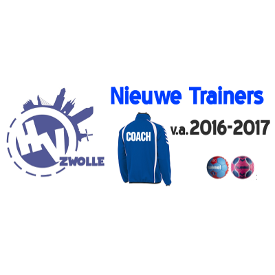Nieuwe trainers voor Travelbags HV Zwolle