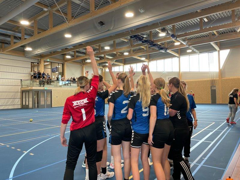 Dames B2 had een geweldig HV Zwolledag